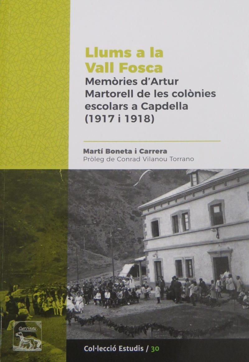 Llums a la Vall Fosca, de Martí Boneta
